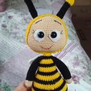 Včielka z internetu