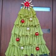 Stromček na dvere
