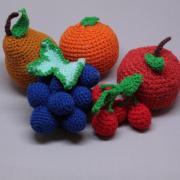 hačkované ovocie
