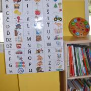Vyrobila som deťom maľovanú abecedu