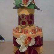 Uterakova torta pre babku