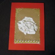 Vianočná pohľadnica -swap