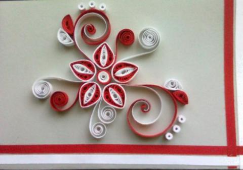 Quilling dadul