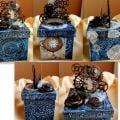 Steampunk box a minialbum Alice