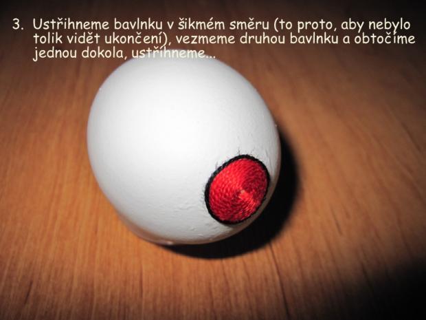 Bavlnkové vajíčko od Mrňús 3