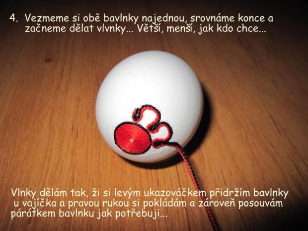 Bavlnkové vajíčko od Mrňús 4