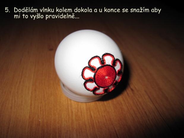 Bavlnkové vajíčko od Mrňús 5