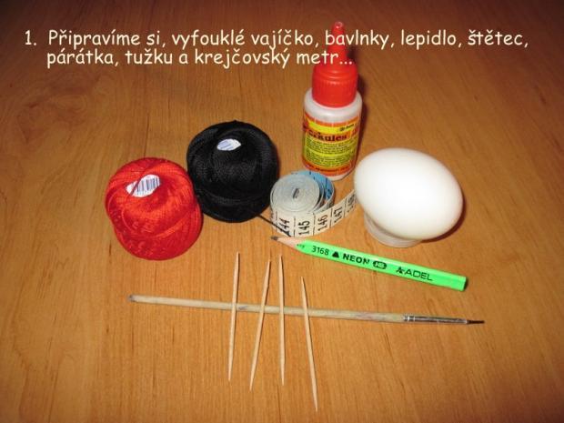 Bavlnkové vajíčko od Mrňús 1