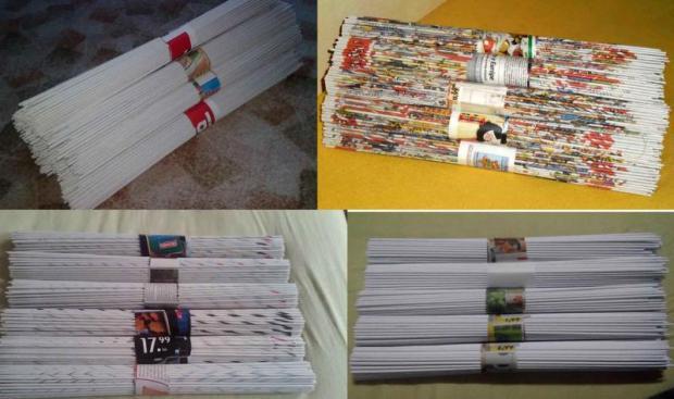 8b14af7e7 ruličky na papierové pletenie, Predám, inzerát - Artmama.sk