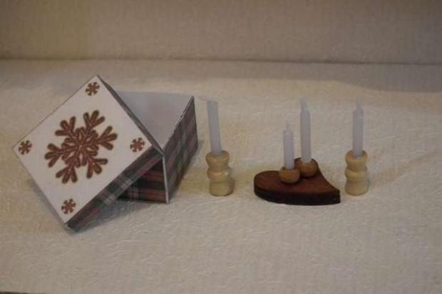 Vianočný stánok pre bábiky 5