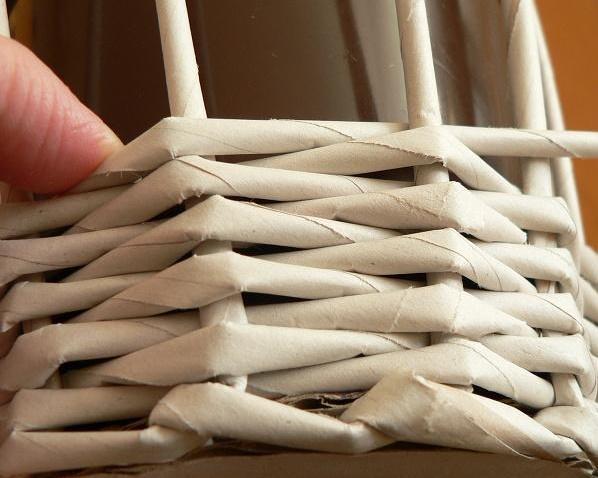 daf5ecfcf Pri pletení stláčame jednotlivé rady ku sebe, aby bol celý výrobok čo  najpevnejší a nerozpadal sa.