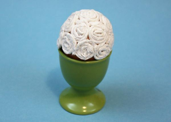 Veľkonočné vajíčko ako ovečka  7