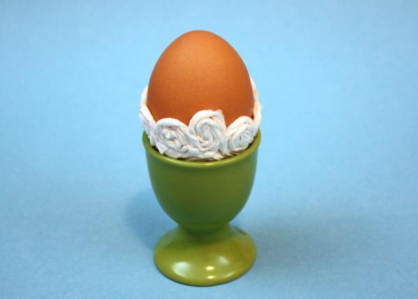 Veľkonočné vajíčko ako ovečka  8