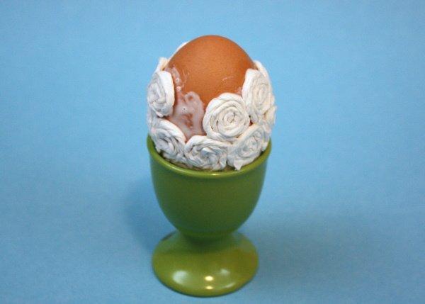 Veľkonočné vajíčko ako ovečka  9