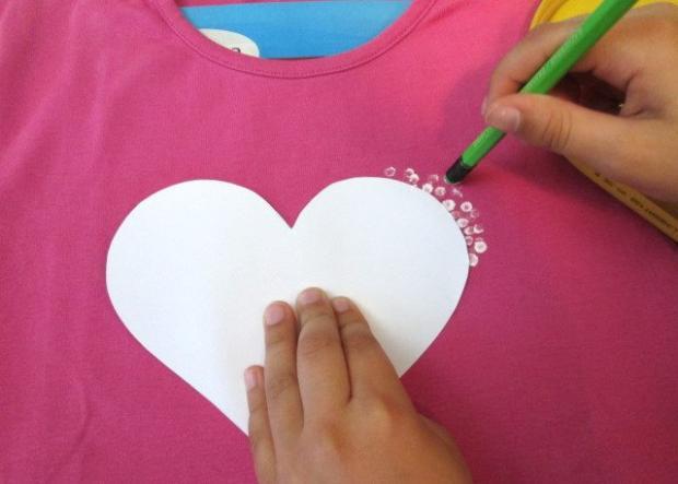 Maľujeme na textil s deťmi 4