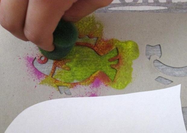 Maľujeme na textil s deťmi 10