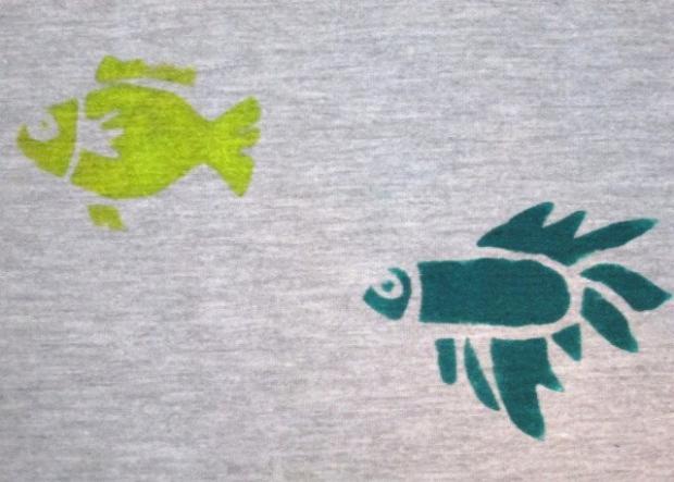 Maľujeme na textil s deťmi 13