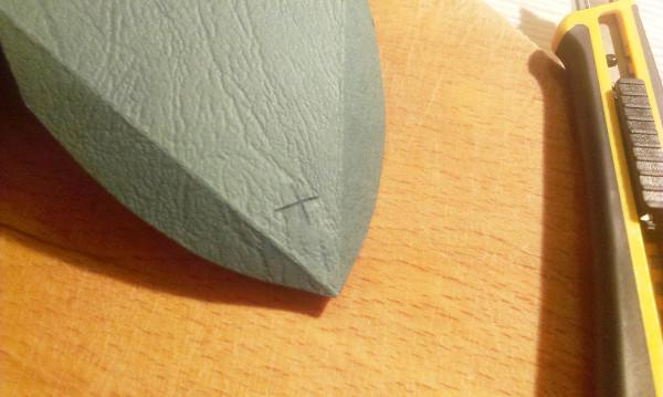 Papierová krabička - pyramída 4