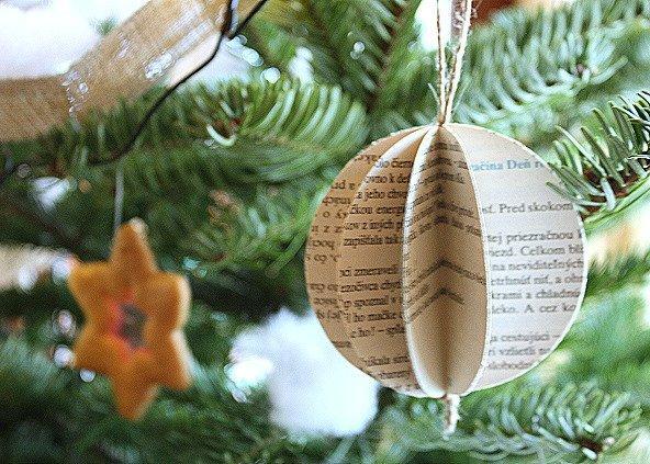Fotopostupy na jednoduché vianočné ozdoby 4