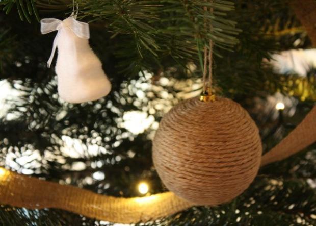 Fotopostupy na jednoduché vianočné ozdoby 16