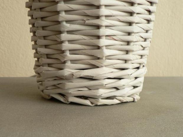 Fotopostup na papierové pletenie pre začiatočníkov - oplet 2 a oplet 3 10