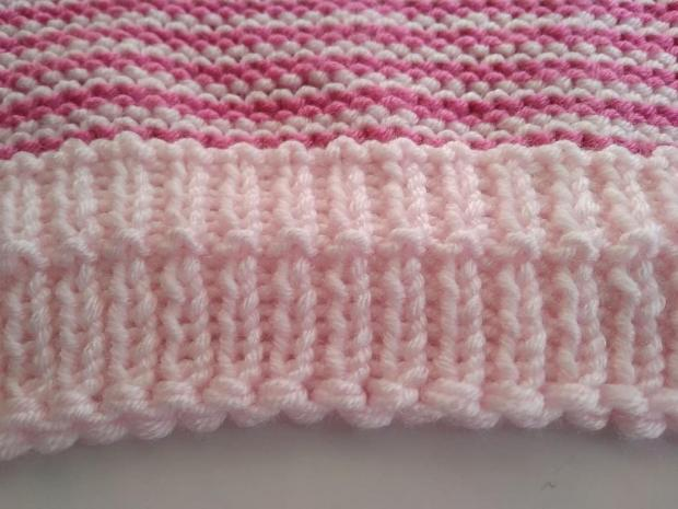 Pletená čiapočka pre bábätko 2