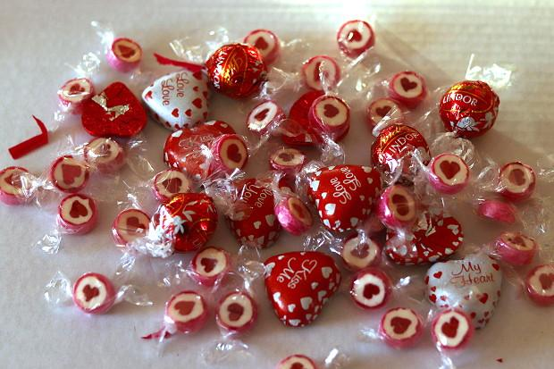 Valentínska piňáta - fotopostup 2