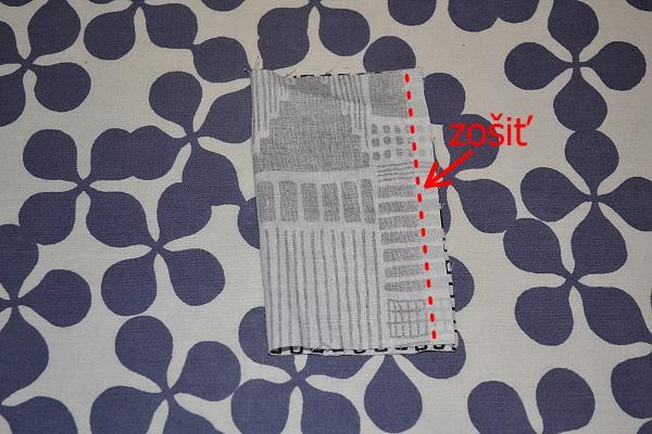 Vyrábame obal na dezinfekciu ako prívesok na tašku 5