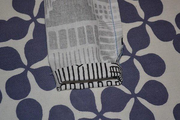 Vyrábame obal na dezinfekciu ako prívesok na tašku 7
