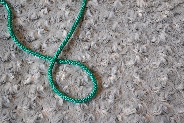 Náhrdelník z lana alebo šnúry II. 3