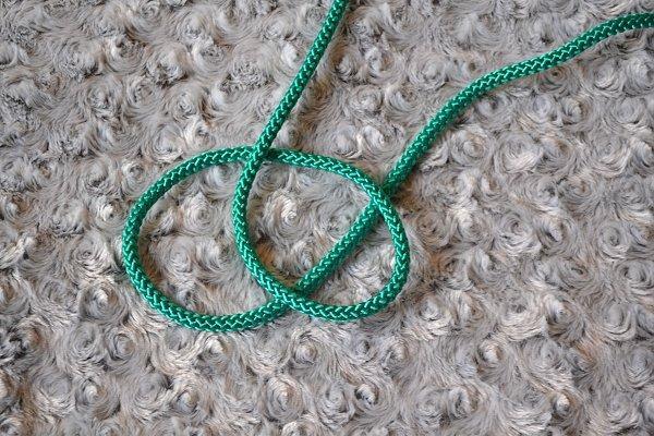 Náhrdelník z lana alebo šnúry II. 4
