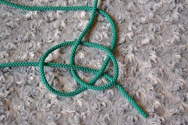 Náhrdelník z lana alebo šnúry II. 8