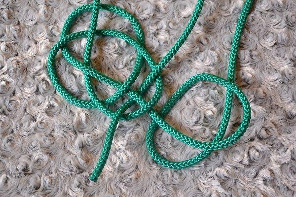 Náhrdelník z lana alebo šnúry II. 13