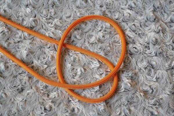 Náhrdelník z lana alebo šnúry I. 3