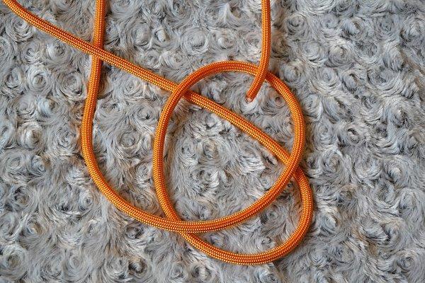 Náhrdelník z lana alebo šnúry I. 5