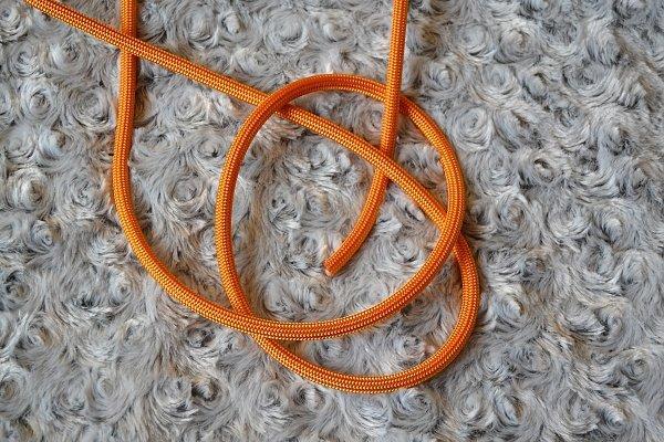 Náhrdelník z lana alebo šnúry I. 6