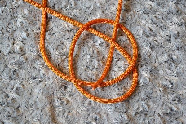 Náhrdelník z lana alebo šnúry I. 7