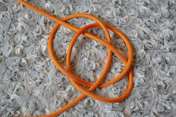 Náhrdelník z lana alebo šnúry I. 8