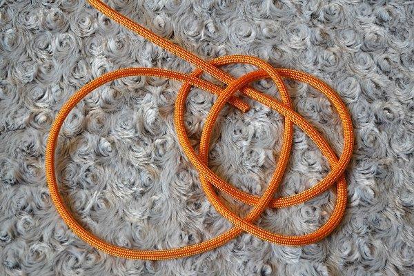 Náhrdelník z lana alebo šnúry I. 9