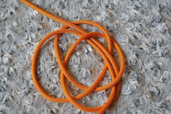 Náhrdelník z lana alebo šnúry I. 10