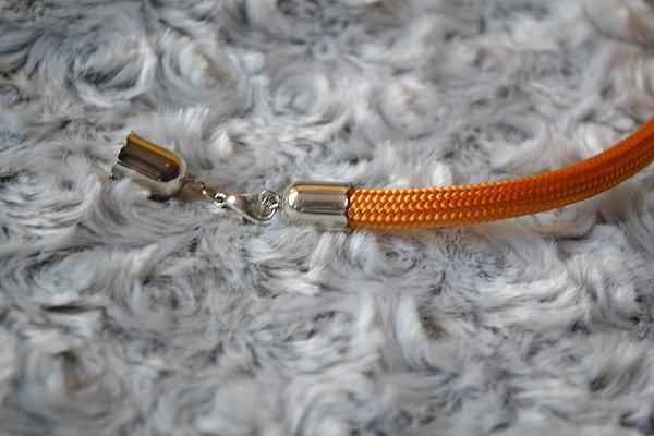 Náhrdelník z lana alebo šnúry I. 13