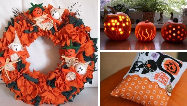 Inšpirácie na halloweenske tvorenie