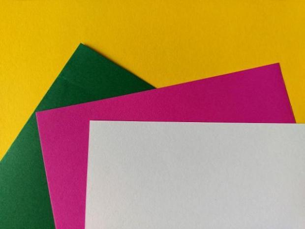 Postup na papierové kaly  1
