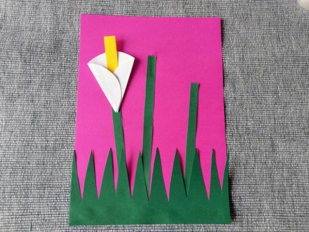 Postup na papierové kaly  6