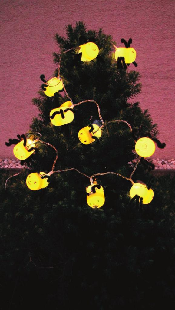 Svetlušky z kinder vajíčok 7