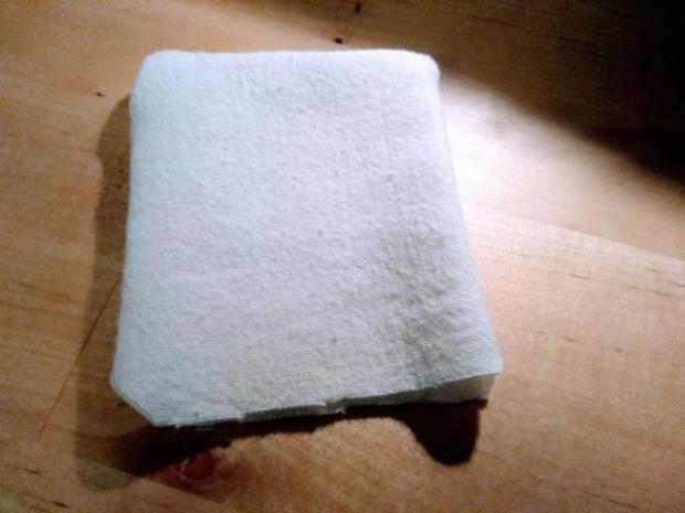 Textilné kozmetické tampóny na odličovanie 3