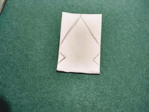 Papierová vianočná hviezda zo starej knihy 9