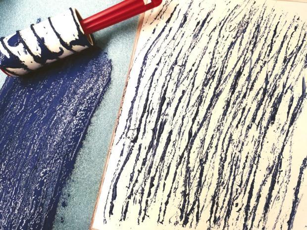 Ako si vyrobiť vlastný baliaci papier 5