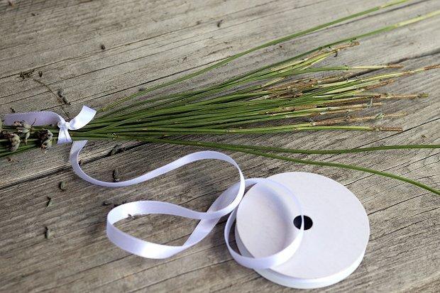 Fotopostup na levanduľovú kytičku, alebo košík 4