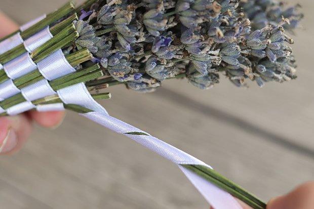 Fotopostup na levanduľovú kytičku, alebo košík 10
